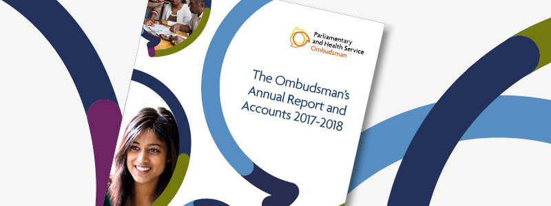 Annual Report and Accounts 2017-2018-Corporate publications