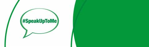 Speak Up to Me banner