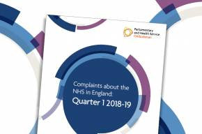 Complaints about the NHS in England: Quarter 1 2018-19