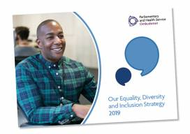 Our Equality, Diversity and Inclusion Strategy 2019 Cover