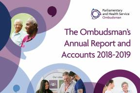 2018-2019 annual report and accounts image